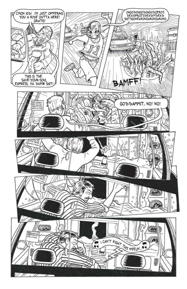 Pastrami for the Dead, Page 5